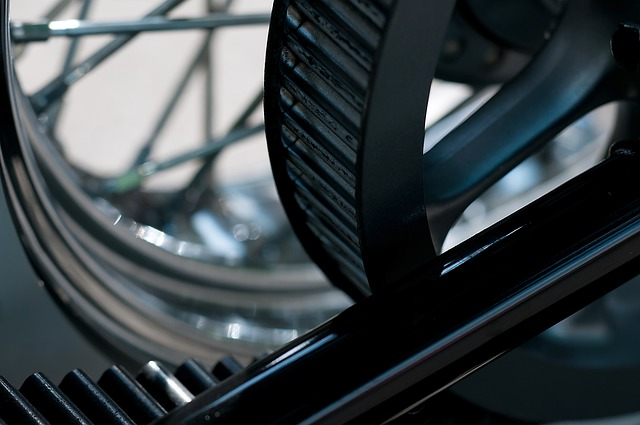 Toothed Belt Drive, Details, Technology, Motorcycle