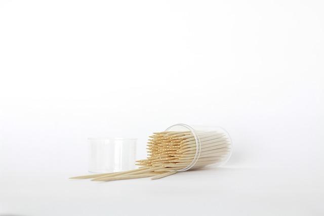Toothpicks, Wooden, Teeth