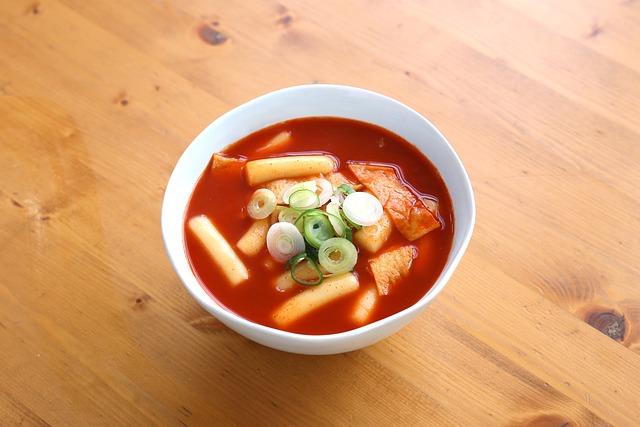 Toppokki, Food, Korean Food, Spicy Food