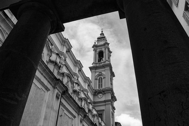 Torino, Churches, Piemonte