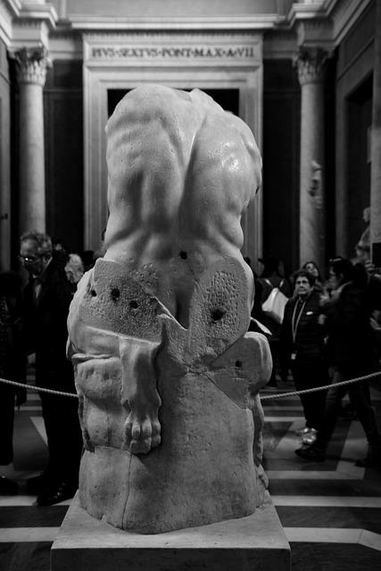 Musei Vaticani, Torso, Torso Del Belvedere, Vaticano