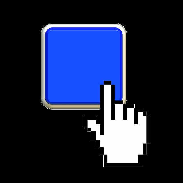 Keyboard, Hand, Computer, Cursor, Finger, Touch