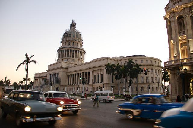 Cuba, Havana, Habana, Tourism, Caribbean, Architecture