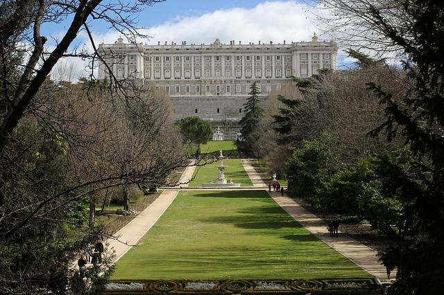 Royal Palace, Madrid, Architecture, Spain, Tourism