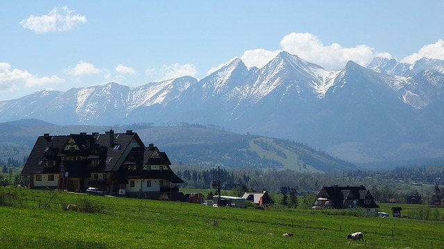 Tatry, Mountains, The High Tatras, Tourism, Nature