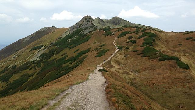 Mountains, Western Tatras, Landscape, Nature, Tourism