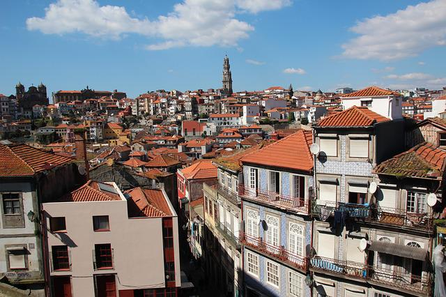 Portugal, Porto, City, Old Town, Historically, Tourism