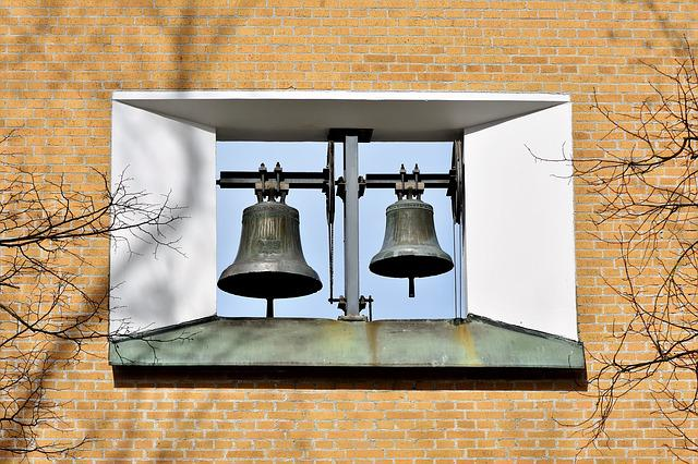 Bells, Church Bells, Bell Tower, Tower Bell, Steeple