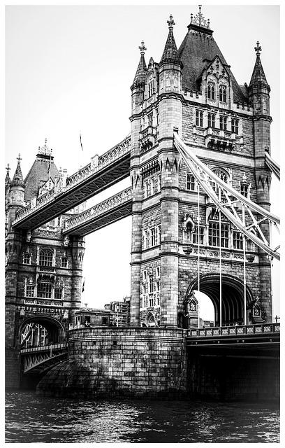 Tower Bridge, London, United Kingdom, Landmark