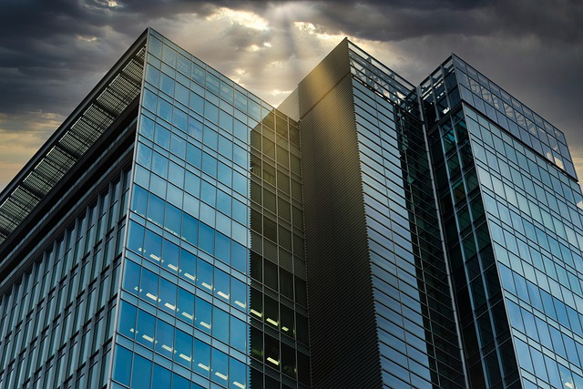 Tower, Building, Offices, Architecture, Modern, Glass