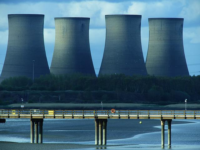 Cooling Tower, Power Plant, Energy, Industry, Tower