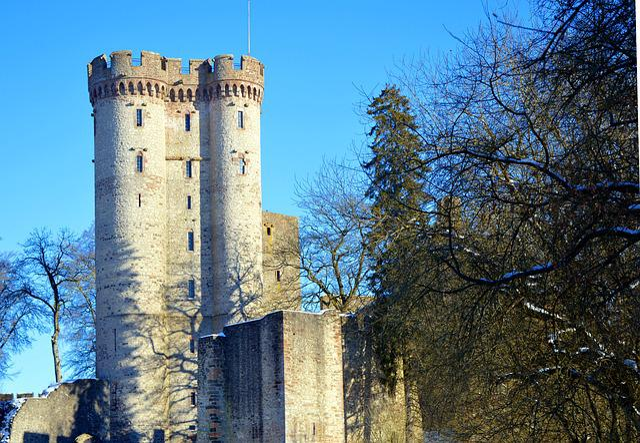 Castle, Knight's Castle, Tower, Castle Castle