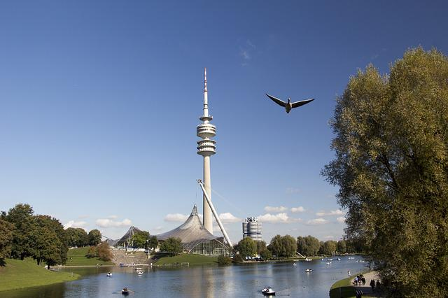 Germany, Munich, Tower, Bavaria, Architecture