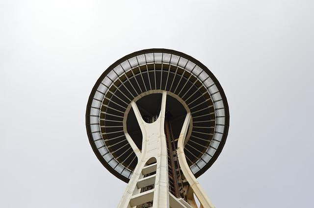 Seattle, Tower, Space Needle