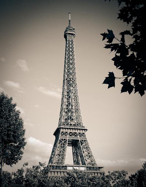 Tower, Architecture, Landmark, Tallest, Sky