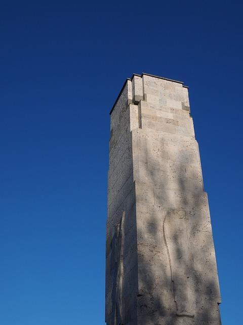 Monument, Pillar, War Memorial, Tower, Stone