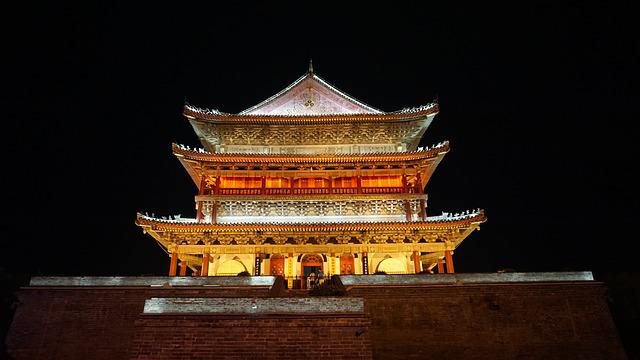 Xi'an, Ancient, Tower