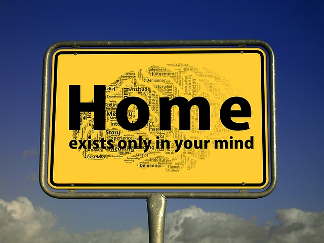 Town Sign, Place Name Sign, Home, At Home, Philosophy