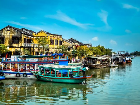 Vietnam, Town, Asia, Travel, Ancient, Heritage, Hoi, An