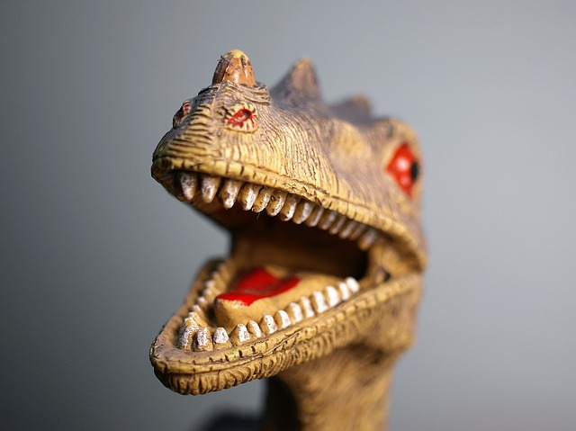 Close-up, Dinosaur Toy, Figurine, Macro, Toy