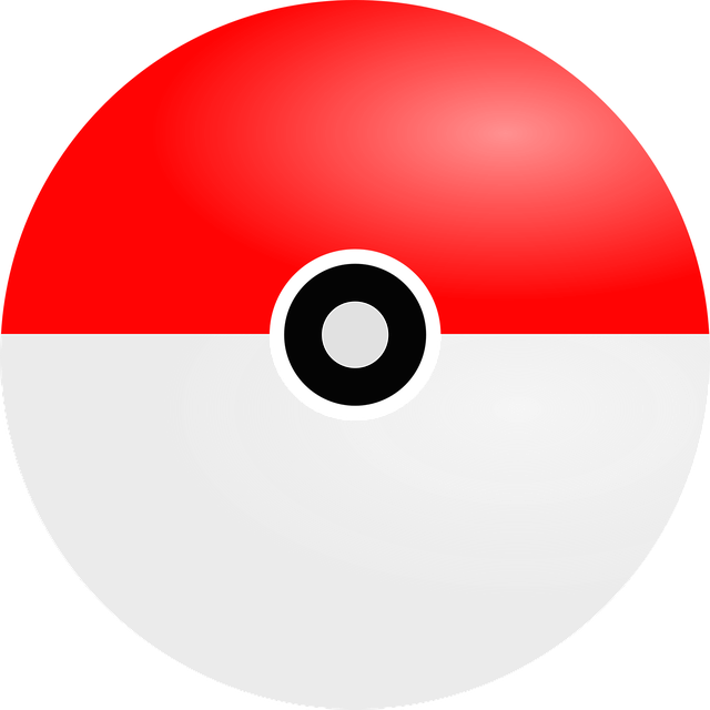 Pokemon, Pokemon Ball, Ball, Cartoon, Toy, Game