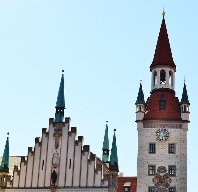 Munich, Toy Museum, Marienplatz