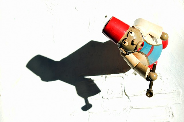 Toy, Old, Game, Figure, Shadow, Pact