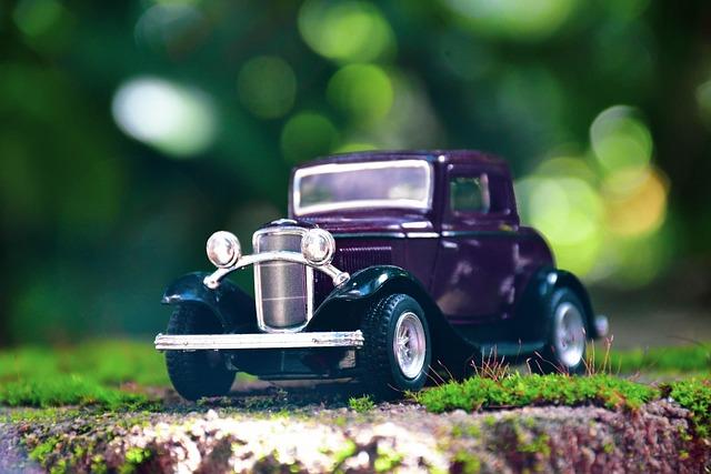 Vintage Car, Car, Toy, Classic, Antique, Old, Travel