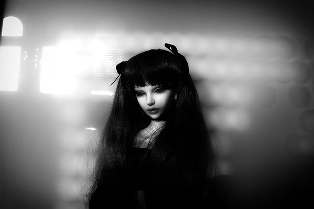 Doll, Toys, Fig, Fashion Doll, Porcelain