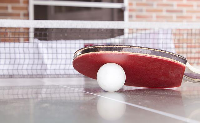 Table Tennis, Ping-pong, Toys, Object, Sport, Ping Pong
