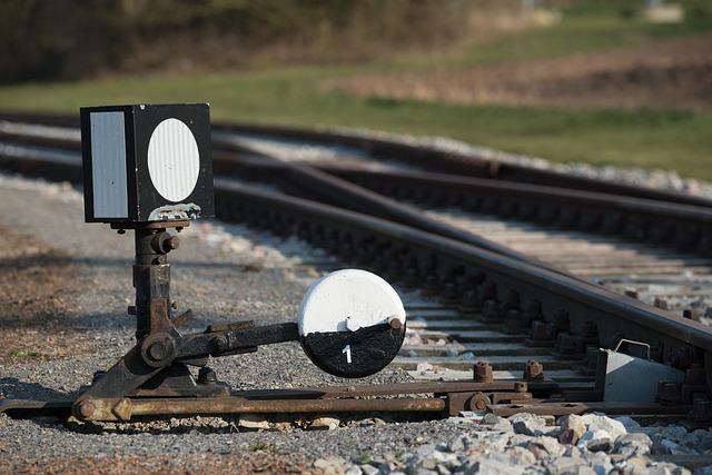 Railway, Soft, Rail, Track, Junction, Technology