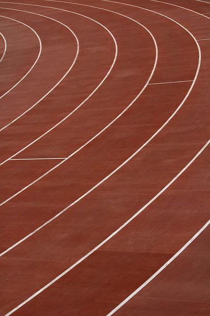 Stadium, Competition, S, Sport, Track, Athletics