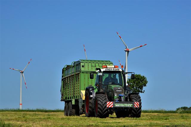 Fendt, Fokke Meyer, Tractor, Agriculture, Tractors