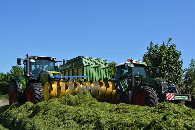 Fendt, Claas, Crown, Tractor, Machine, Tractors
