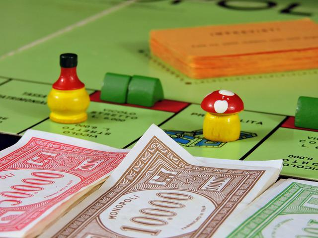 Free photo Trade Board Game Money Play Monopoly Pastime ...