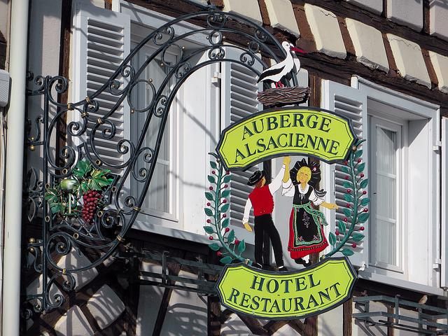 Alsace, Strasbourg, Teaches, Characters, Trade