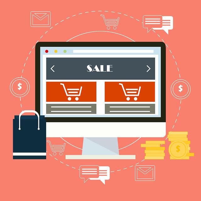 Ecommerce, Online Sales, Sales, Online Store, Trade