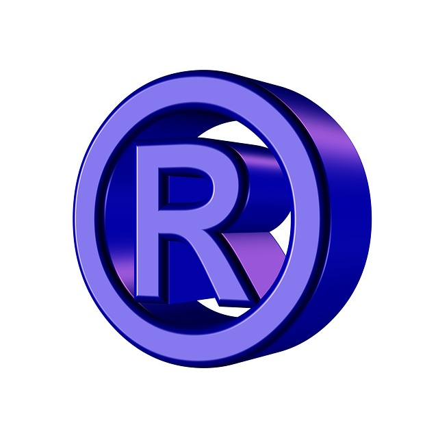 Free Photo Circle Registered Trademark Letter Rights R Max Pixel