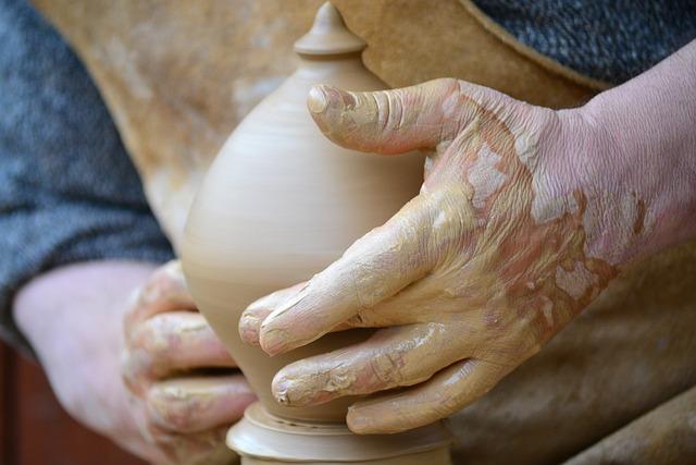 Crafts, Mud, Ceramic, Traditional