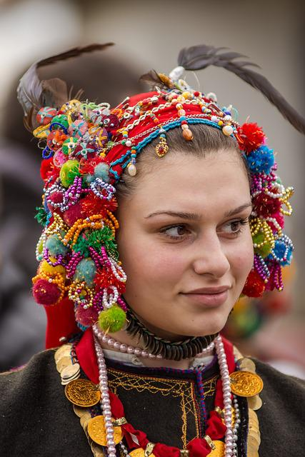 People, Jewelry, Traditional, Festival, Costume, Dancer