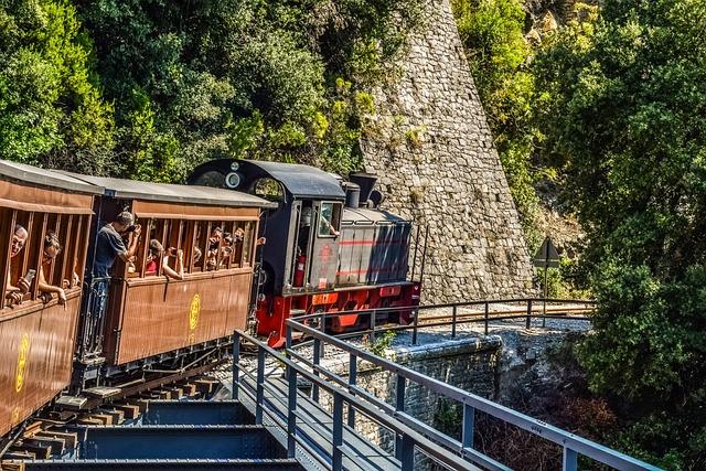 Greece, Pelio, Train, Bridge, Tourism, Traditional