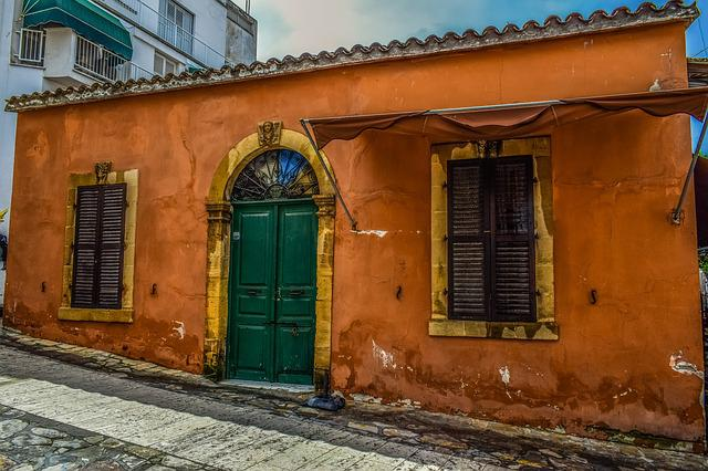 Architecture, Traditional, Building, House, Old, Door