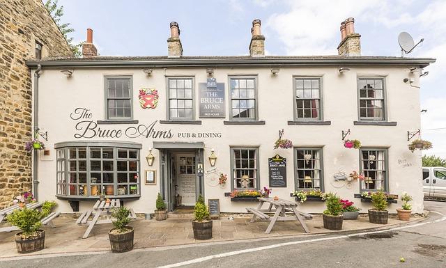Pub, Village Pub, Traditional