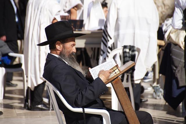 Jerusalem, Jewish, Traditional, Jew, Wailing, Judaism