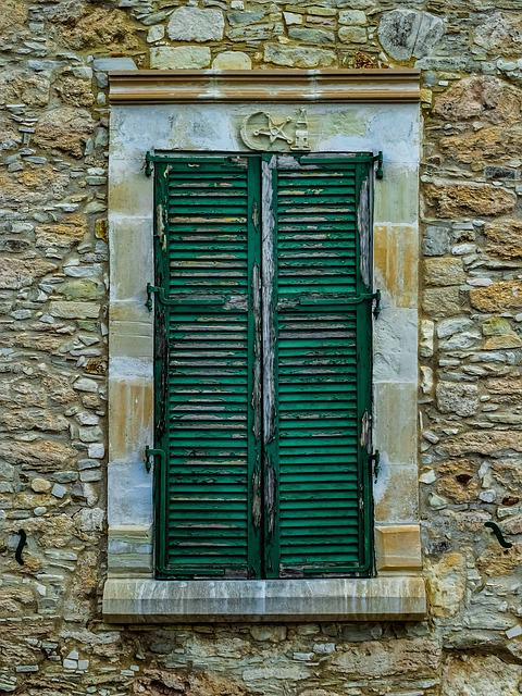 Window, Old, Wooden, Architecture, Traditional, Wall