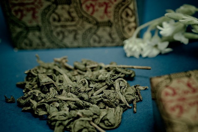 Green Tea, Tee, China, Tea Leaves, Traditionally