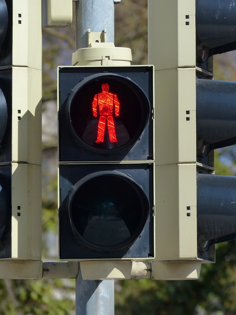 Traffic Lights, Beacon, Rules Of The Road