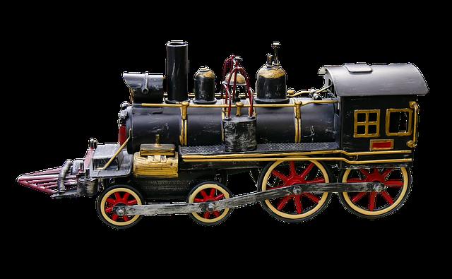 Traffic, Railway, Locomotive, Train, Transport