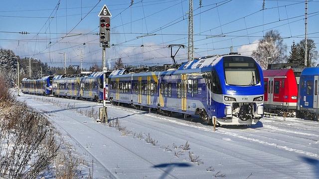 Transport System, Train, Travel, Traffic, Railway
