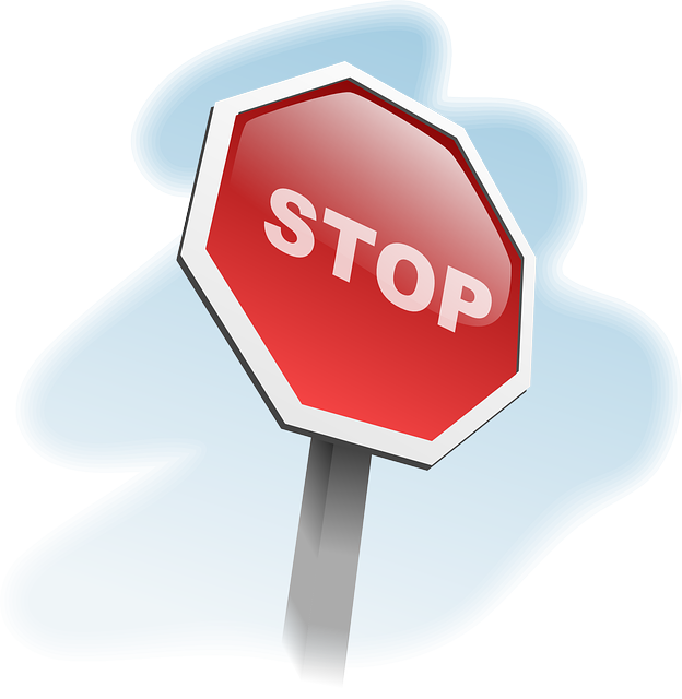 Stop Sign, Traffic Sign, Stop, Highway Sign